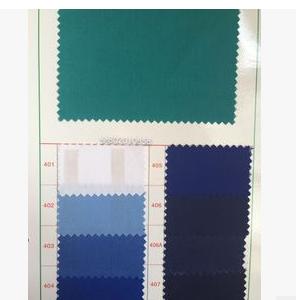 供应服装面料 涤棉纱卡80/20 108×58全工艺环保染色