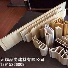 装饰材料厂家直销PVC木塑墙面 竹木纤维护墙板