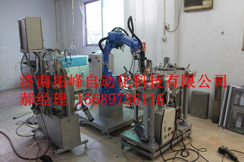 安川MH6焊接机器人机械手