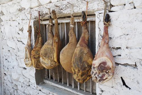 玉溪特产之新平腊肉