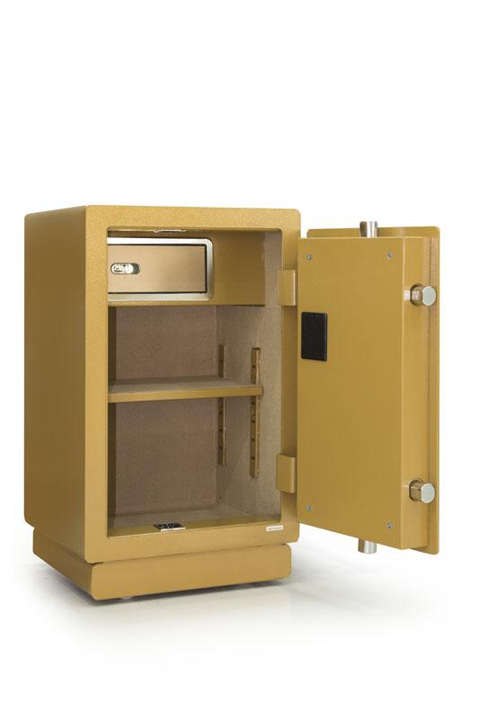 阳光行动  独家定制 中型家用保险柜入墙式全钢保险柜 两种颜色批发采购