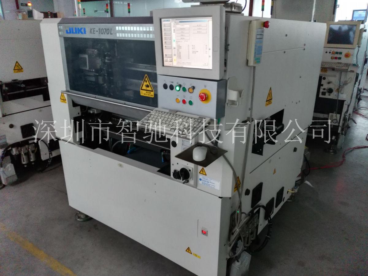 供应二手JUKI高速芯片贴片机KE-1070