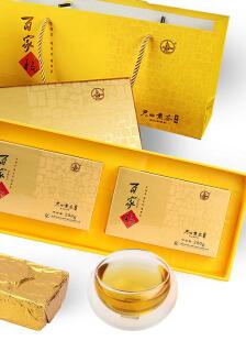 2015新茶 茶叶 礼盒 高档 春茶 旗舰店正品