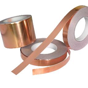 单导铜箔胶带 隔热铜箔胶带