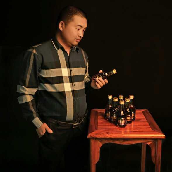 水之昇红树莓酒  单瓶装200ml 丹东特产 营养新选择