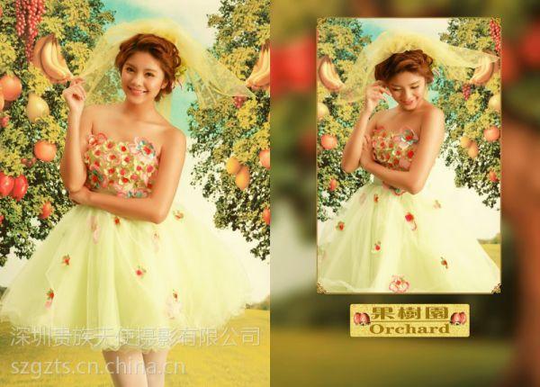 供应【果树园】贵族天使2014年最新儿童摄影主题 影楼儿童主题样片