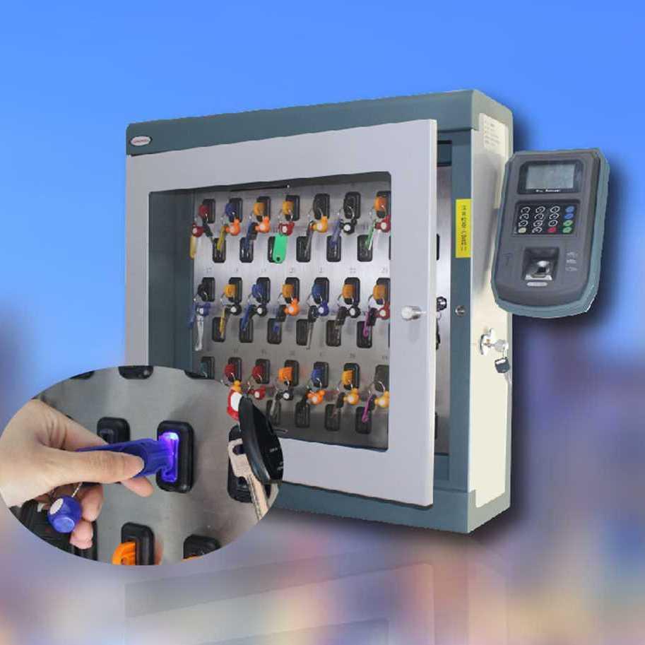 车辆钥匙智能柜自动派车管理系统