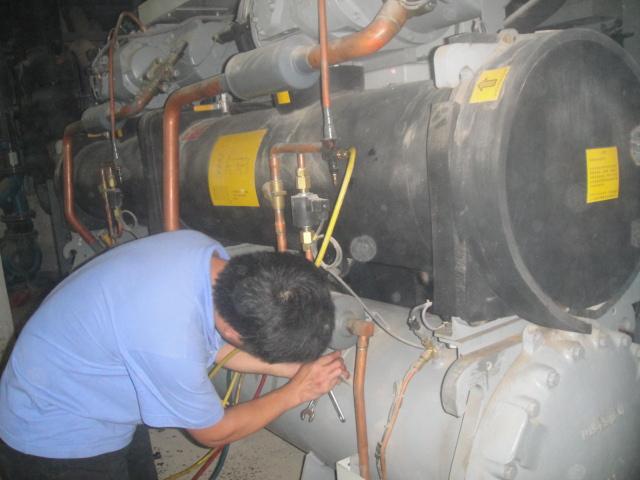 中山开利约克麦克威尔日立特灵中央空调安装维修保养