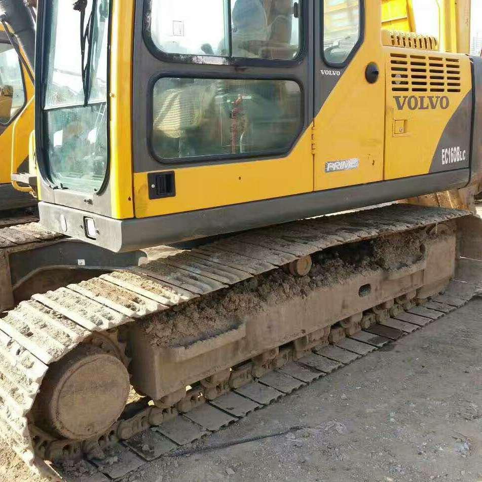 原装沃尔沃140二手挖掘机现货低价出售手续齐全