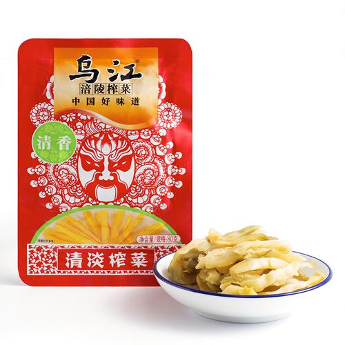 乌江涪陵榨菜清淡榨菜