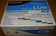 富士感压纸LW低压双片型270mm*12m测量接触压力感压纸