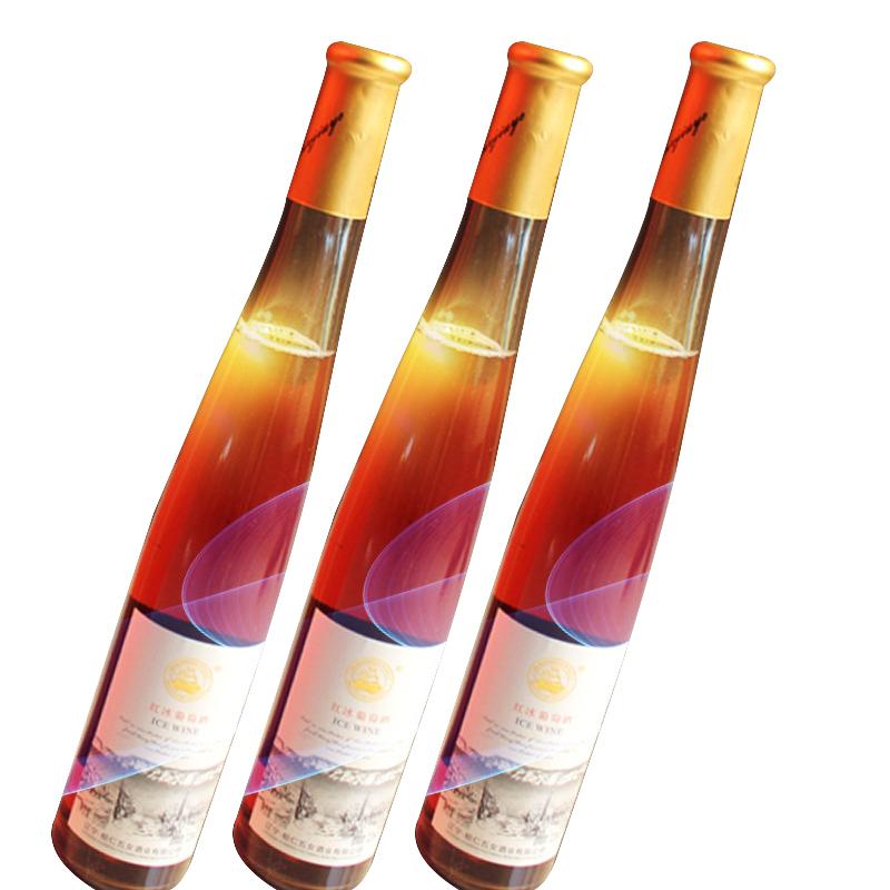 【桓仁特产葡萄酒】五女经典单支冰红葡萄酒