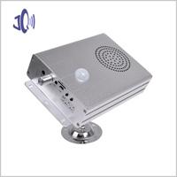 JQT02智能语音提示器 红外人体感应 扶梯语音提示器 ATM安全语音播报器工地自动感应语音
