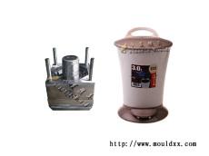 环卫小区塑料垃圾桶模具,模具