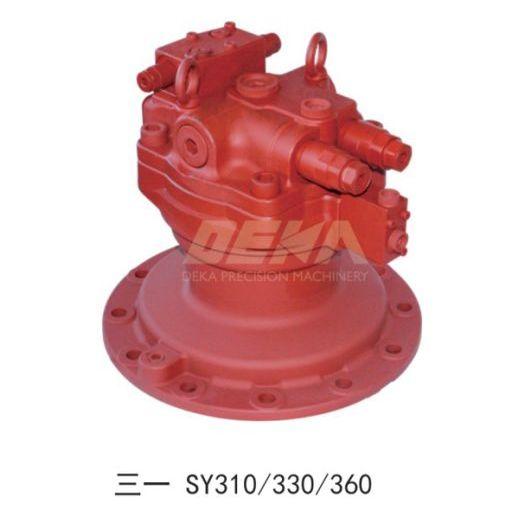 DEKA回转液压马达适用于三一SY310 330 360挖机