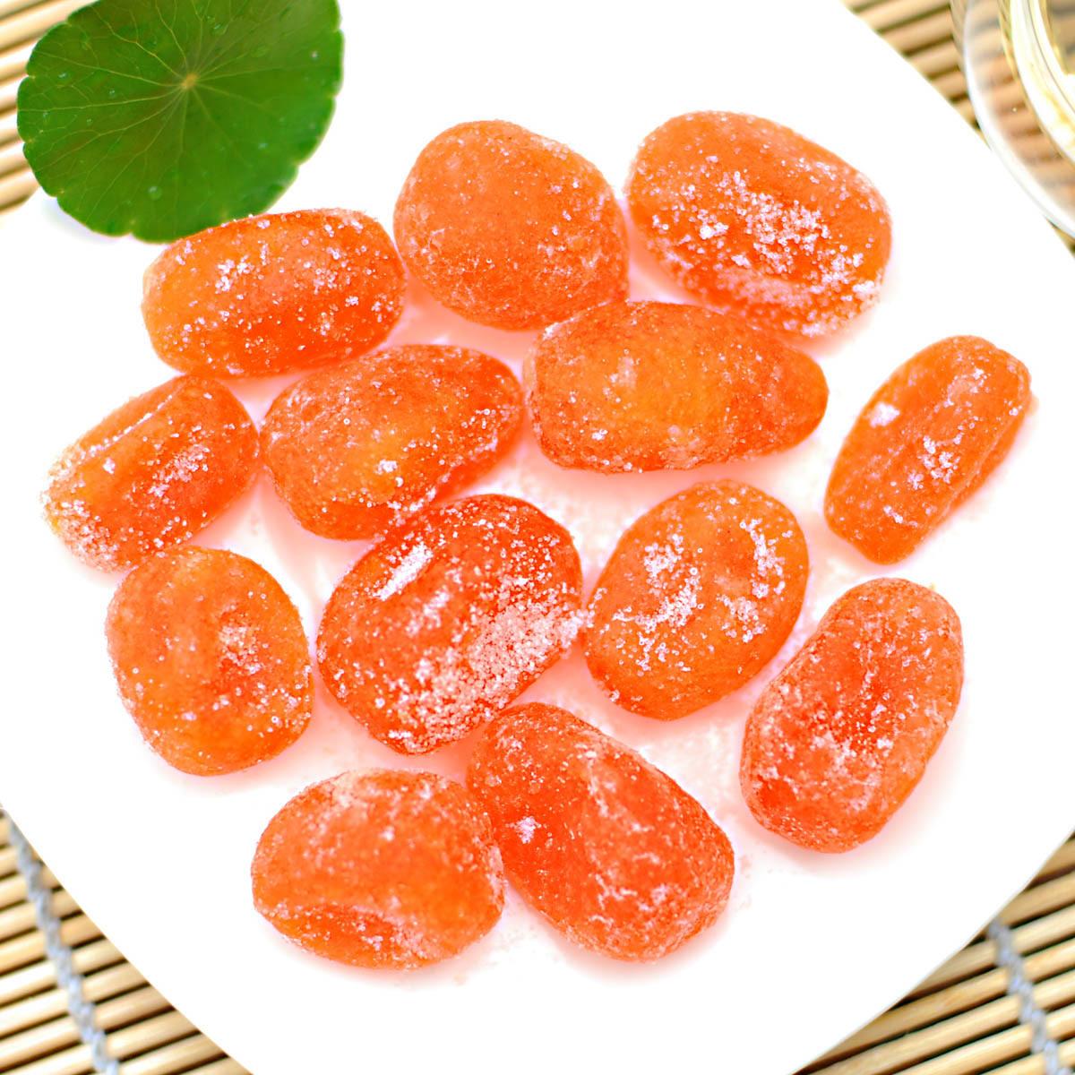 零食小吃果干类水果干零食蜜饯果脯果干蜜饯柑桔