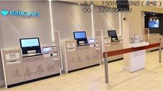 2016各大银行热门定制银行独立展柜YT-1604061049