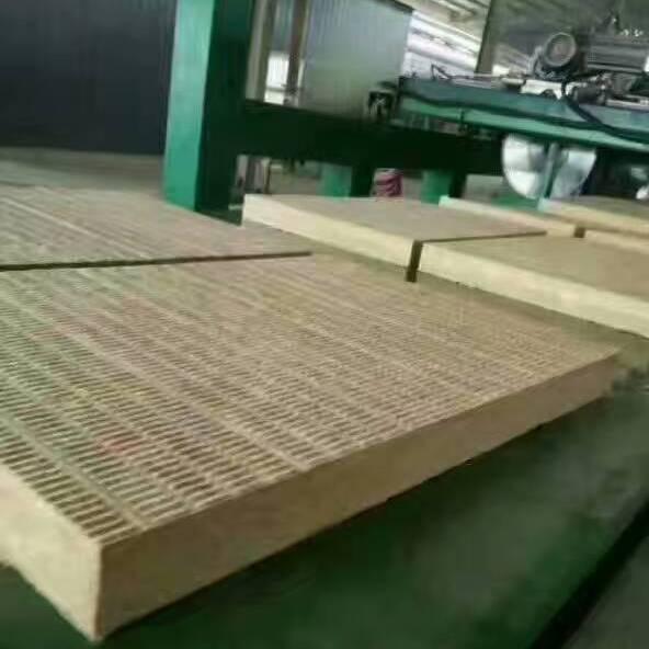 妙诚高密度保温岩棉板防水隔热岩棉板外墙岩棉板生产商