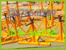 低价批发 3/5T手摇放线架 专业研发电缆放线架
