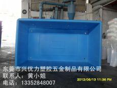 厂家批发供应:耐酸碱水产养殖桶 方形塑料螃蟹养殖桶 乌龟养殖方桶