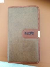 皮革經理夾廠 訂做仿皮名片冊 商務名片夾 禮品卡包定制