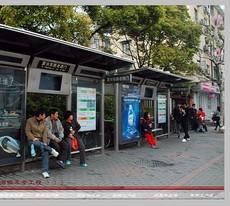 华盛上海不锈钢广告灯箱专业制作厂家