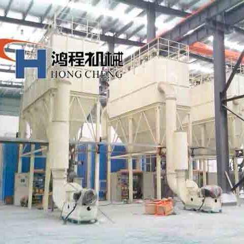 HCQ新型雷蒙磨小型矿石磨粉设备非金属矿通用磨粉机