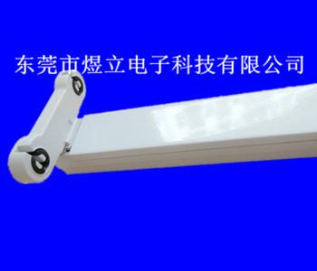 led飞机头铁支架