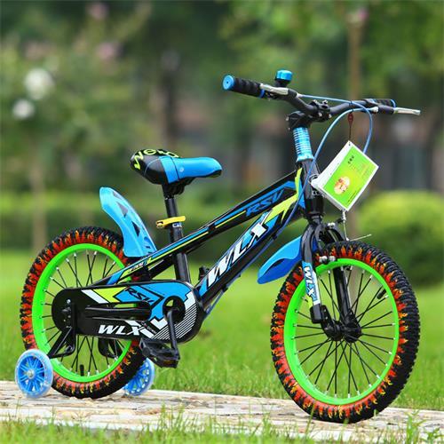 正品新款儿童自行车3-5-8岁宝宝山地车运动款脚踏车一件代发
