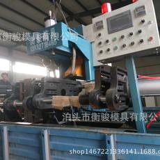 沧州衡骏批发覆膜砂射芯机 单工位双工位射芯机 铸造模具厂家