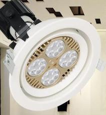 厂家直供嵌入式PAR30射灯35W 30W40W筒灯