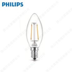 飞利浦PH E14 LED尖泡复古灯泡