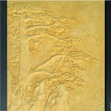 河南厂家生产砂岩浮雕 洗浴砂岩浮雕壁画