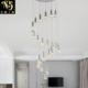 厂家 水晶灯吊灯 现代简约 个性创意 节能环保 客厅餐厅水晶吊灯