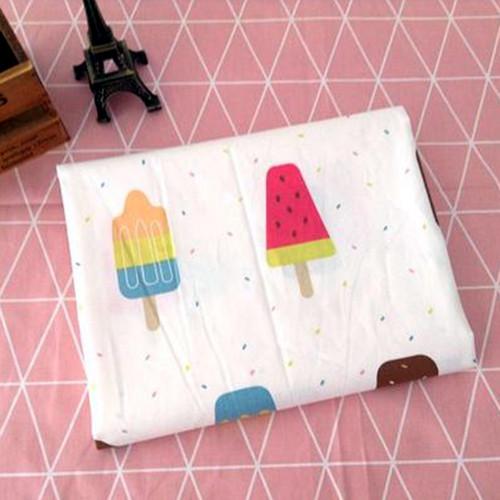 卡通纯棉斜纹布料全棉宝宝床品布料婴儿床单价格–网图片