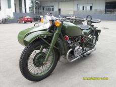 长江750边三轮摩托车  湘江750边三轮摩托车
