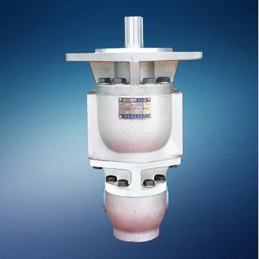 供应华为CBF-F80/25液压齿轮泵,CBF-F系列双联齿轮泵,液压油泵
