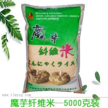 无糖食品魔芋米