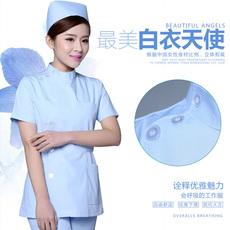 供应夏季护士服短袖分体套装
