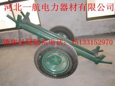 上海一航批量 直销优质水泥运输大轮小轮单双杆工程运杆车