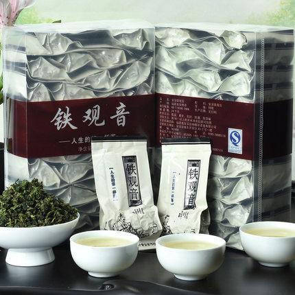 春茶 新茶 浓香型 安溪铁观音 特级 茶叶批发 琴茶雅苑茶业