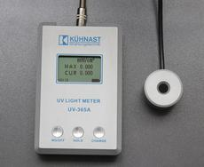 印刷机UV灯检测仪,UV灯管紫外线强度计,印刷机灯管分析仪