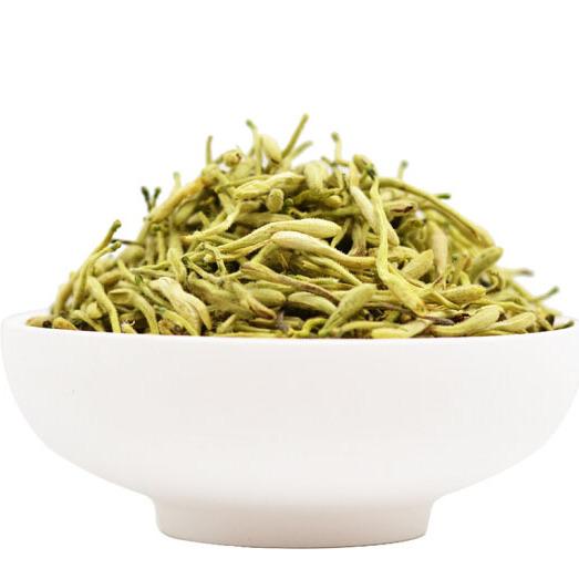 2017年花草茶罐装60克-金银花茶