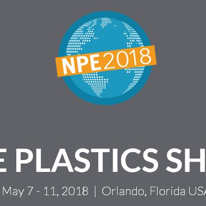 2018美国塑料工业展NPE