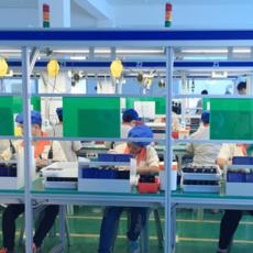 奔龙自动化直销装配工作台自动化设备
