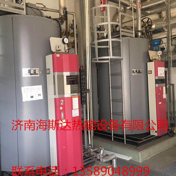 出售2011年2吨上海三浦燃气蒸汽锅炉辅机资料齐全