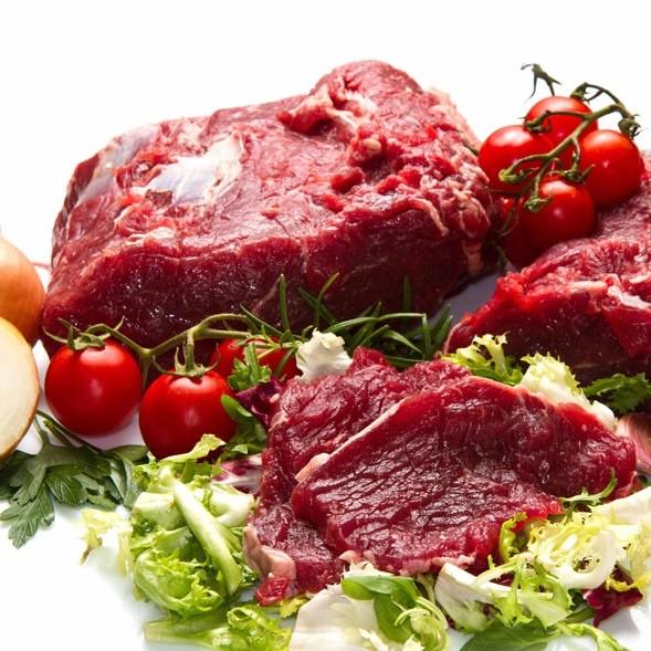宾西精品牛肉牛腩肉500克肉味鲜美