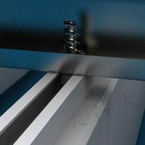 安信铝单板吊顶2.0mm铝塑板外墙内墙幕墙广告门头干挂板57种颜色