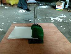 滤纸行业分销商专用开孔器 滤油纸打孔机