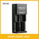 18650充电器18650 usb充电器16340充电器 手持云台 韩国专用 18650充电器两槽